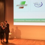 TK'Blue Agency, winner of the Trophy 2015 by Stratégies Logistique in the « Carriers and Logistics Service Providers » category