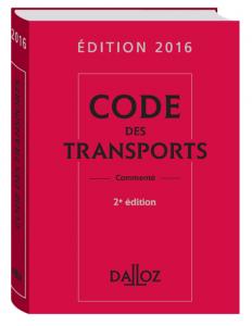 Code-des-transports-Dalloz-20161